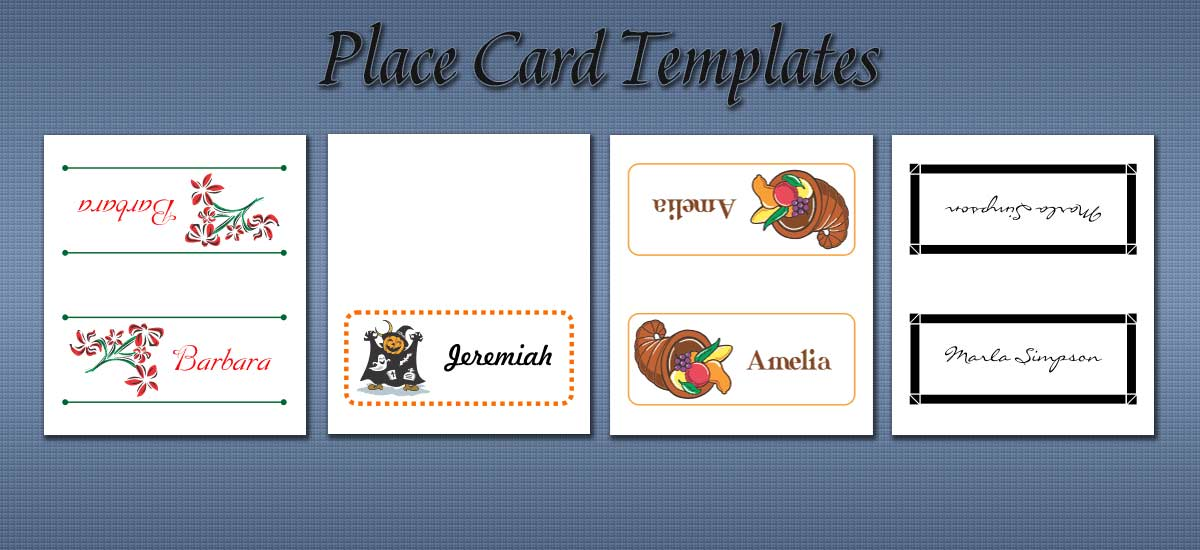 free wedding place card template 6 per page - 28 images - 10 best ...